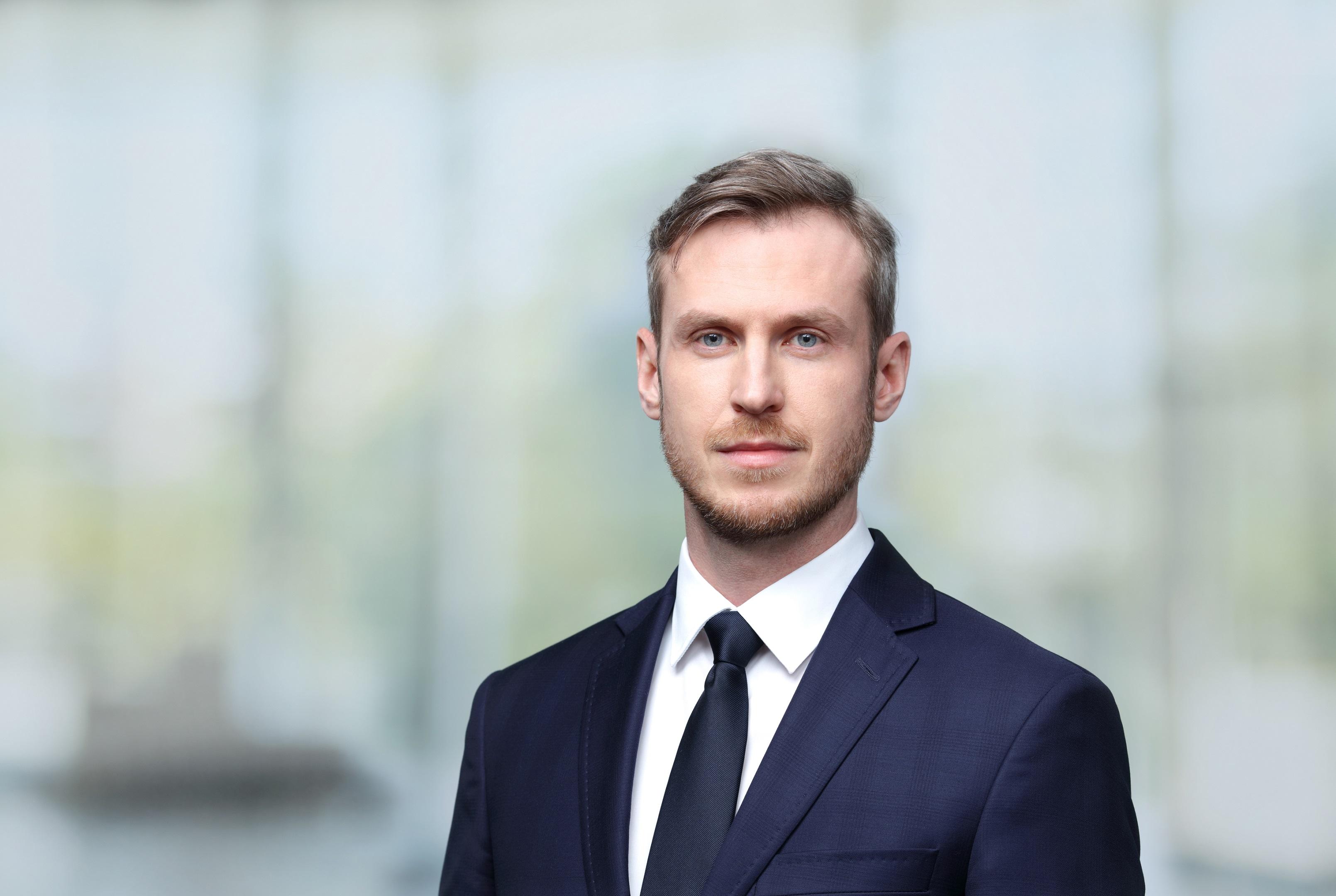 Kamil Szymański, dyrektor działu powierzchni magazynowych i przemysłowych w Savills