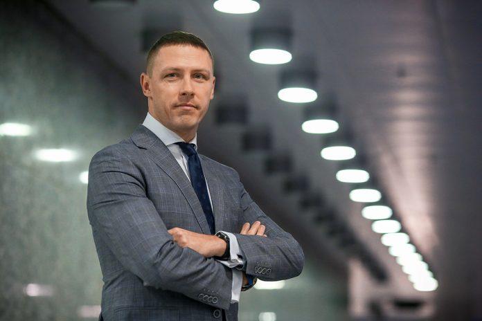 Klaudiusz Sytek, prezes zarządu Aforti Holding