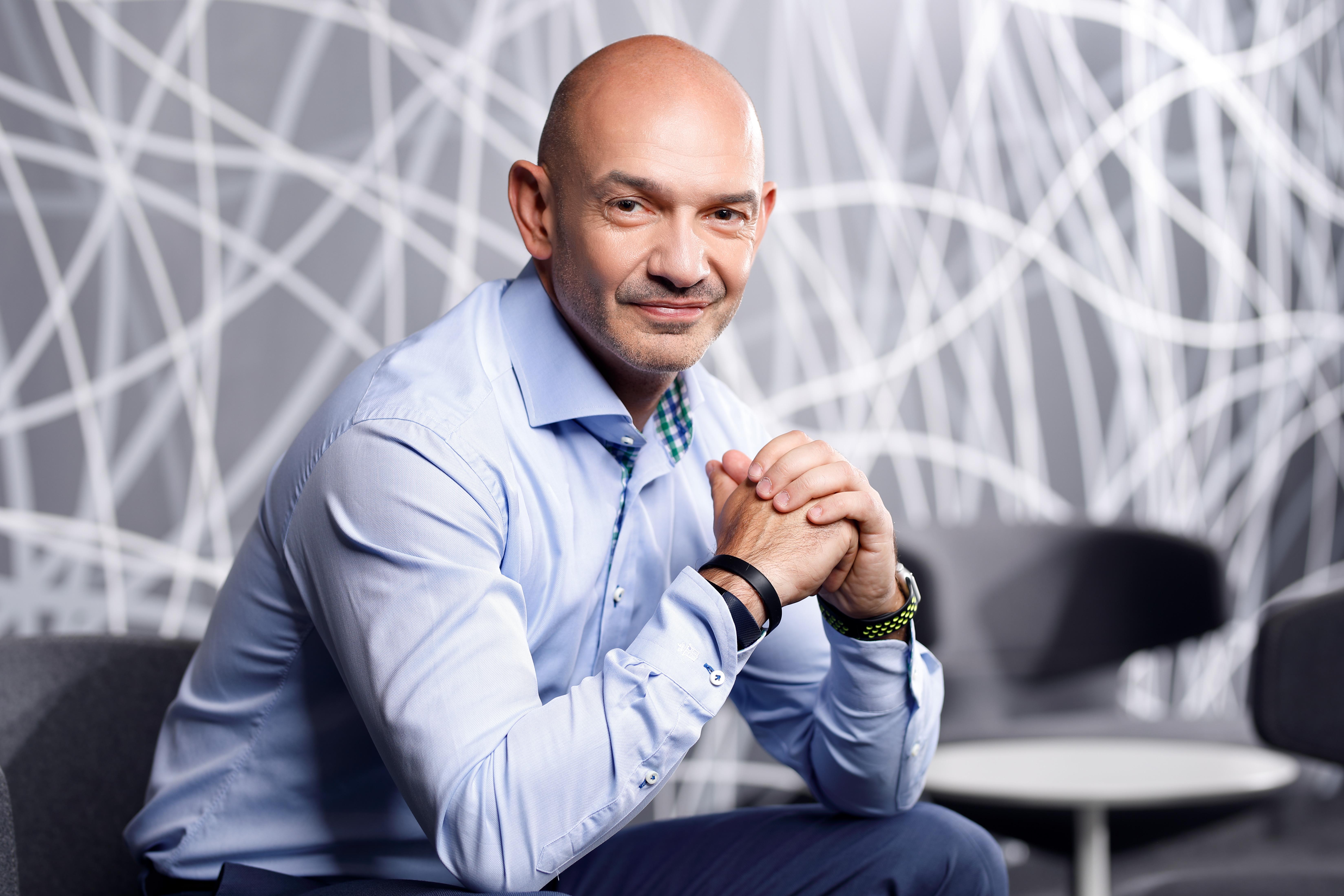 Tomasz Niebylski, SAP Polska