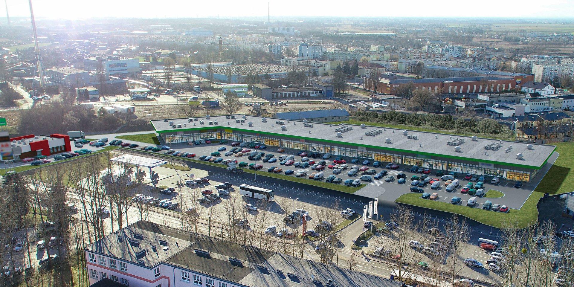 Trei Real Estate kupuje grunty pod budowę Vendo Parków w Kutnie i Kobyłce