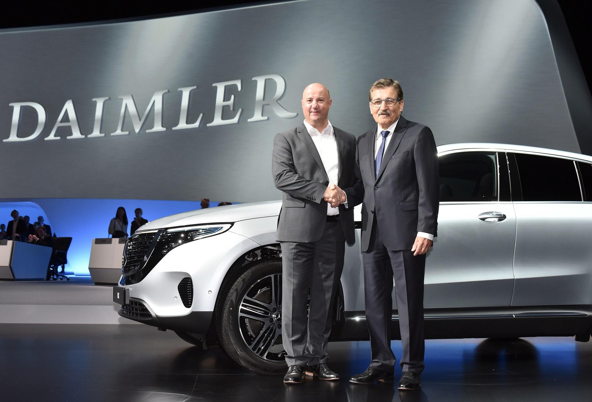 Hauptversammlung der Daimler AG am 22. Mai 2019 in Berlin Annual General Meeting of Daimler AG on May 22, 2019 in Berlin
