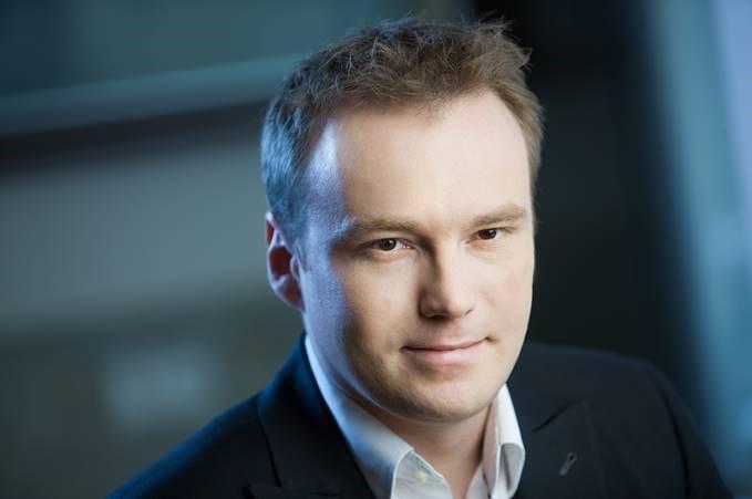 Michał Rokosz, Partner Zarządzający funduszu Inovo Venture Partners