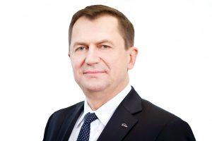 Mirosław Kowalik, prezes Enei