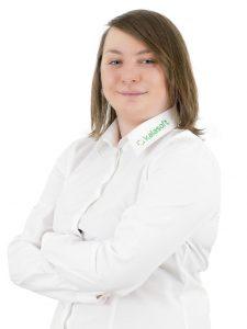 Żaneta Biedroń, konsultant w firmie Kalasoft
