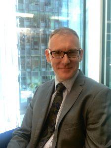 Andrzej Twardowski, Dyrektor Biura Ubezpieczeń Medycznych i OC w INTER Polska