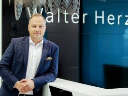 Bartłomiej Zagrodnik, Partner Zarządzający w Walter Herz