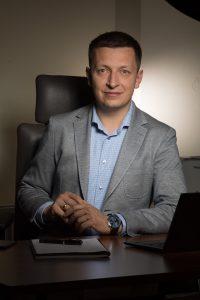 Bartosz Najman, wiceprezes OCRK i Inelo