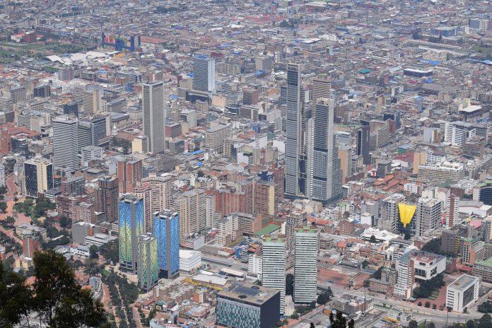 Bogota Kolumbia