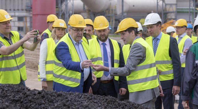 Grupa Eesti Energia rusza z produkcją paliwa ze zużytych opon