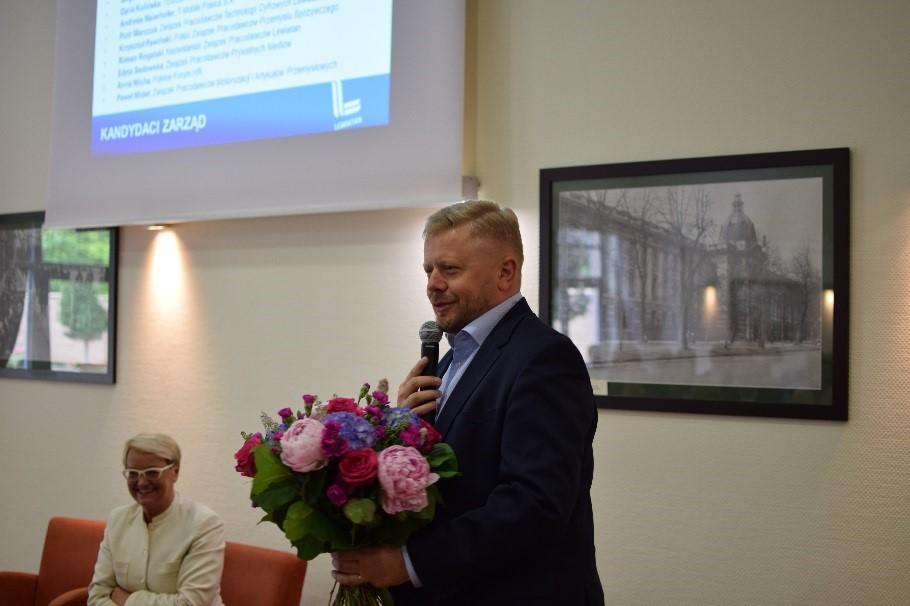 Maciej Witucki został wybrany prezydentem Lewiatana