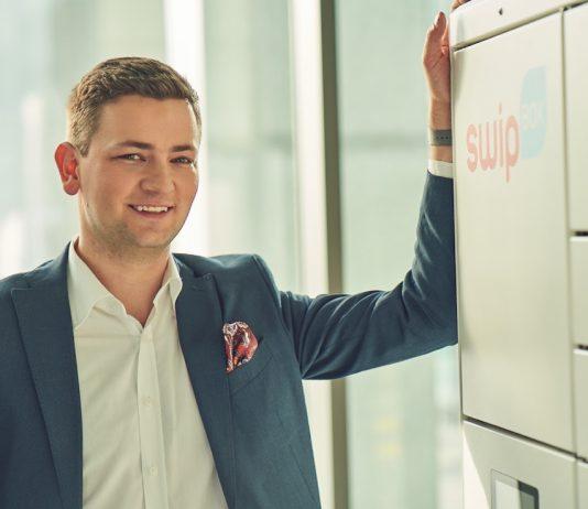Michał Czechowski, prezes zarządu SwipBox Polska