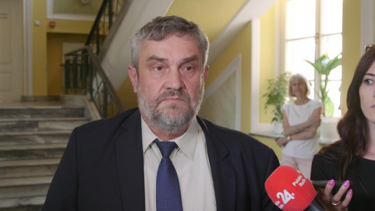 Minister rolnictwa: Mamy wielką suszę hydrologiczną. Od sierpnia uruchamiamy program nawodnień w rolnictwie wart 1 mld zł 1