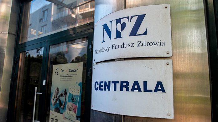 NFZ narodowy fundusz zdrowia