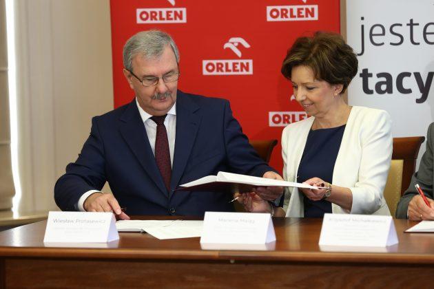 ORLEN i PFRON podpisały deklarację o współpracy (3)