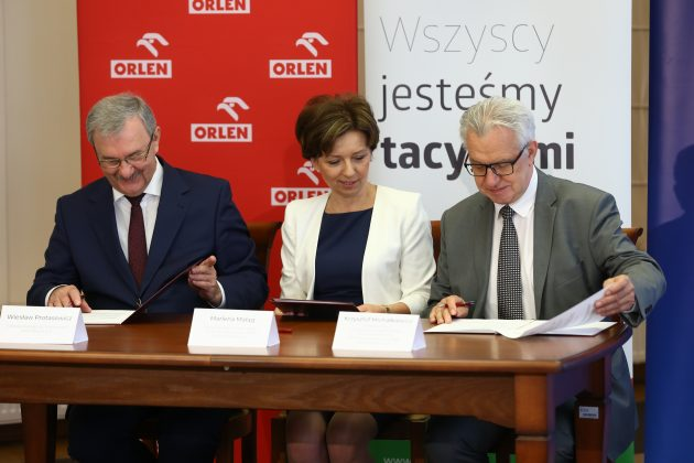 ORLEN i PFRON podpisały deklarację o współpracy (4)