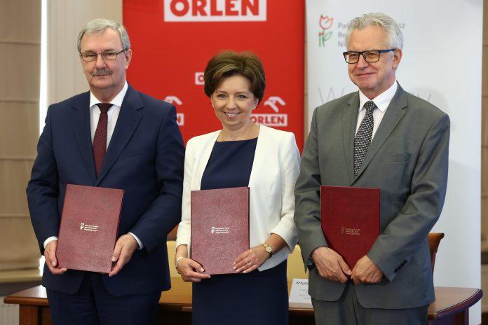 ORLEN i PFRON podpisały deklarację o współpracy (6)