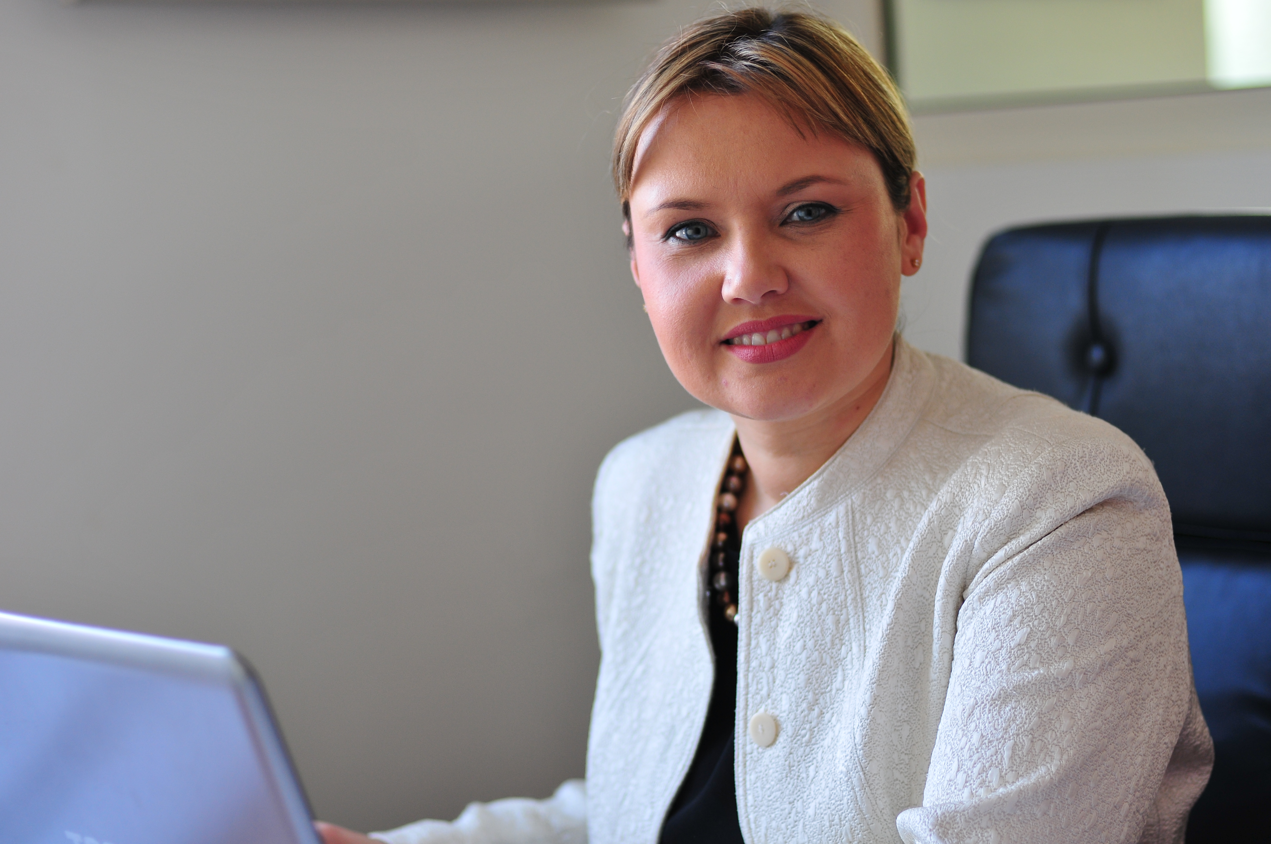 Magdalena Ciechomska-Barczak, Prezes Zarządu Pekao Faktoring