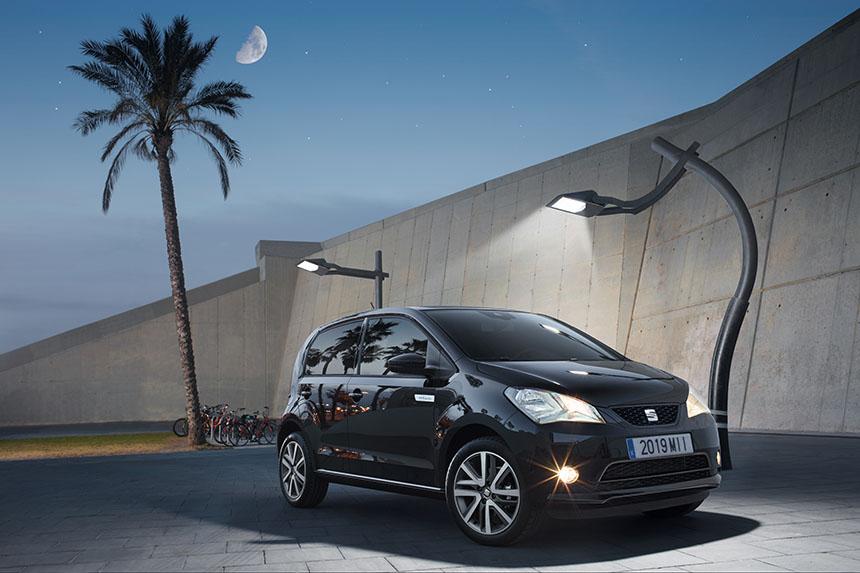 SEAT Mii electric – samochód