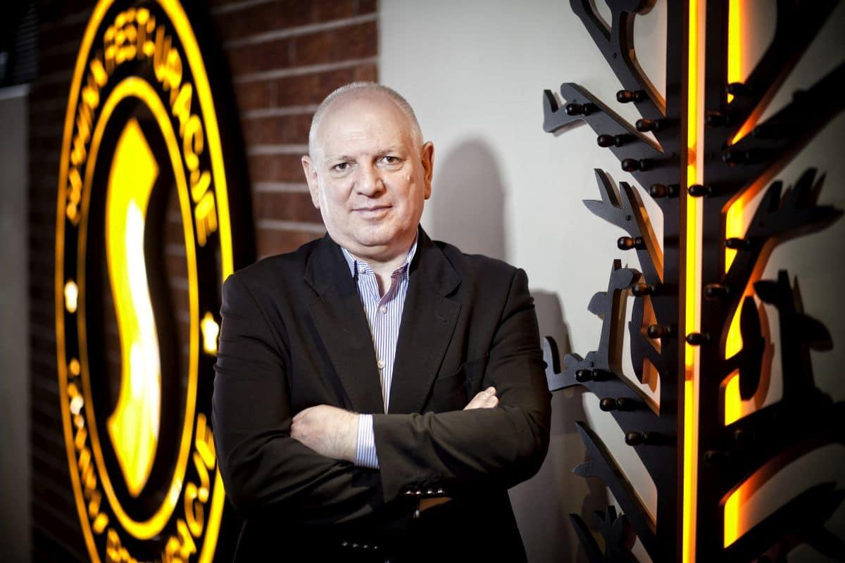 Sylwester Cacek – Prezes Sfinks Polska