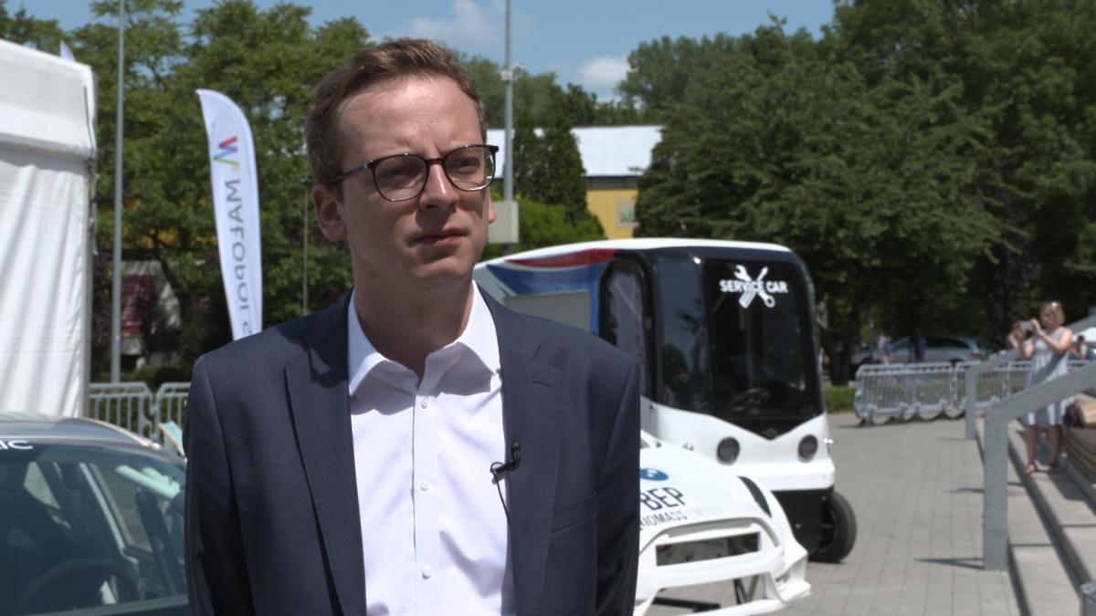 Wkrótce na drogi wyjadą pierwsze polskie elektryczne samochody dostawcze. W Polsce rusza również pierwsza w Europie liga elektrycznego rallycrossu 1