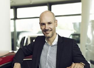 Wolfgang Bremm - prezes Mercedes-Benz Polska