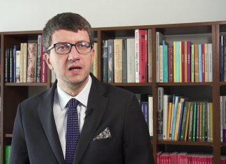Marcin Roszkowski, prezes Instytutu Jagiellońskiego