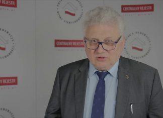 Jerzy Sobański, ekspert Polskiej Federacji Rynku Nieruchomości