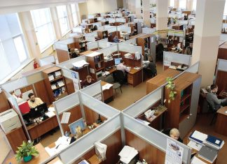 praca biuro korporacja