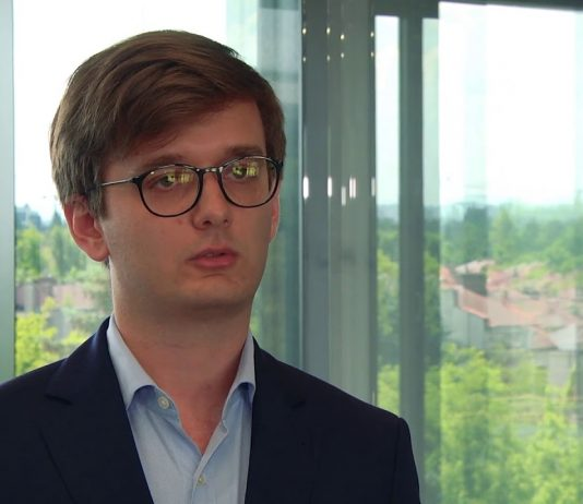 Bartosz Jussak, prawnik z kancelarii Zięba & Partners