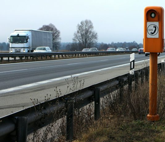 transport samochód autostrada