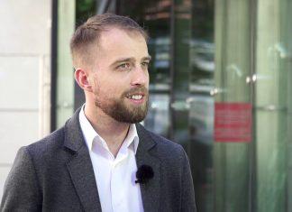Maciej Mazur,dyrektor generalny Polskiego Stowarzyszenia Paliw Alternatywnych