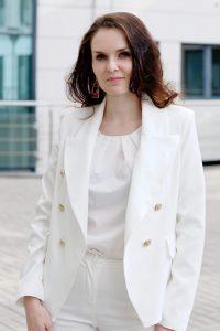 Agata Nowak – Konsultant, Partner w firmie Lean Management Consulting Group