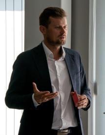 Arkadiusz Gaik – Prezes Stowarzyszenia Unia Owocowa