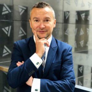 Artur Skiba, prezes agencji Antal