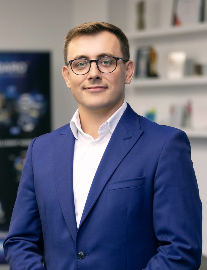 Bartłomiej Arcichowski, Członek Zarządu FIBARO