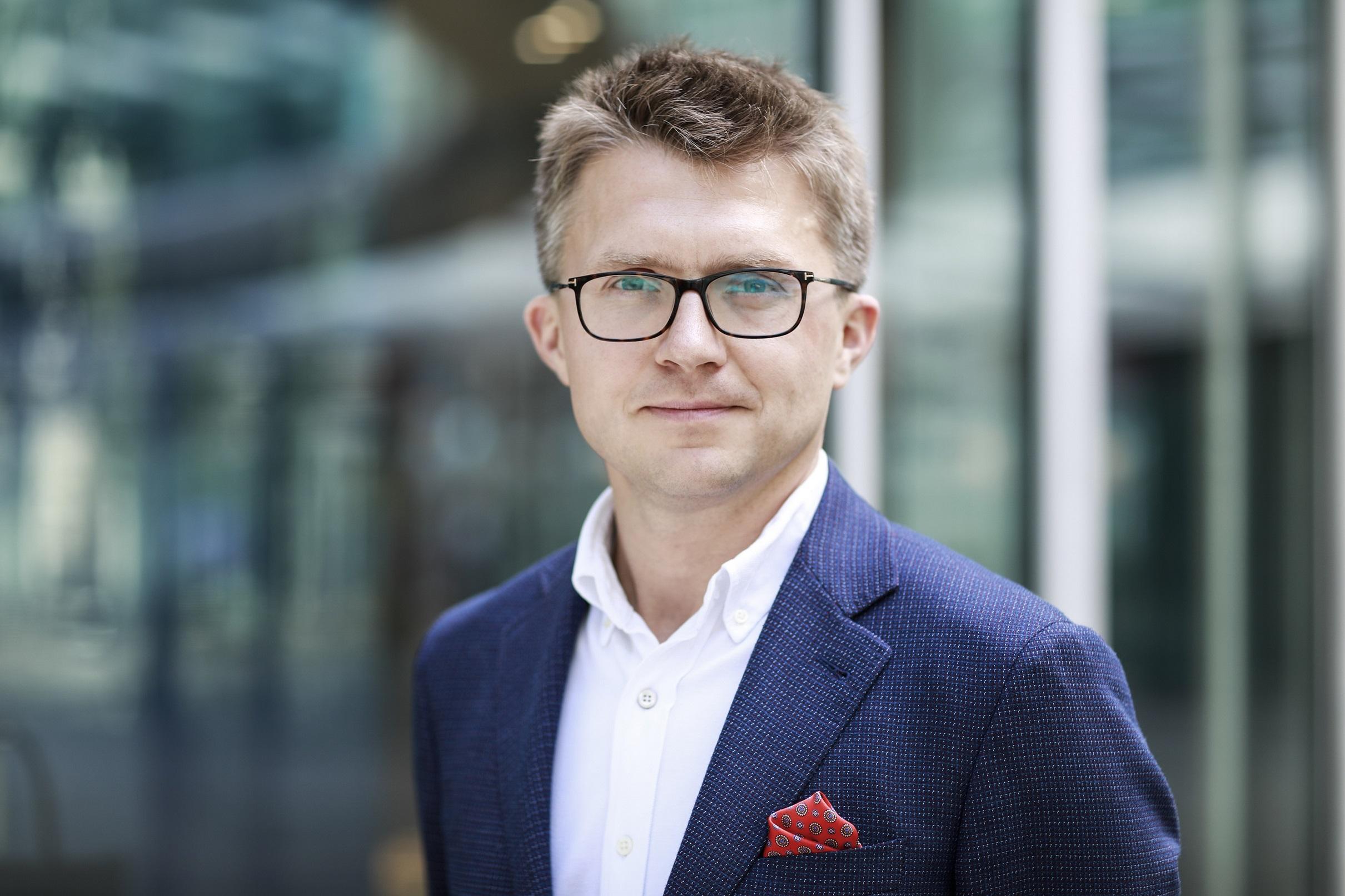 Jan Barbasiewicz – Colliers International