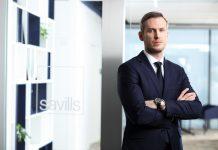 Kamil Szymański, dyrektor działu powierzchni magazynowych i przemysłowych w Savills (2)