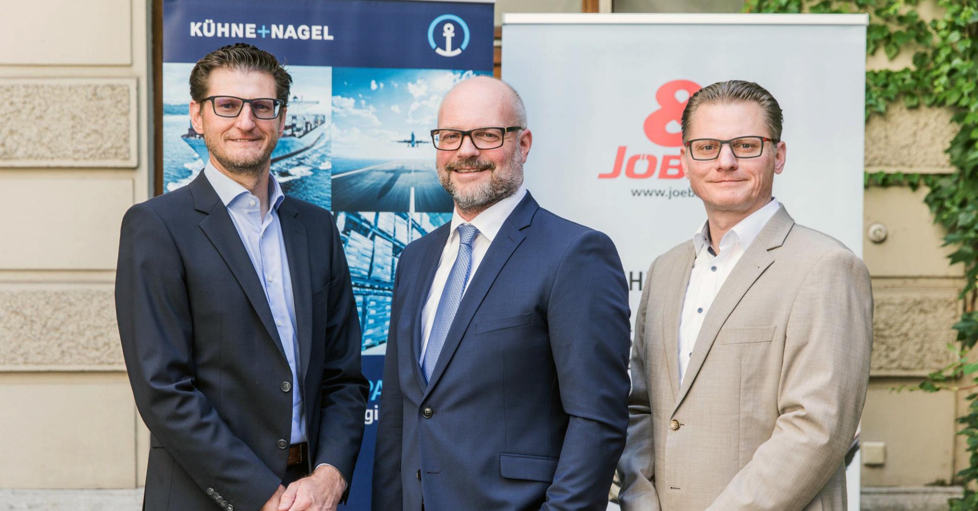 Kuehne + Nagel – przejęcie Grupy Jobstl