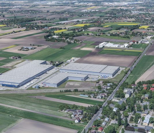 LIM kupuje inwestycję Panattoni w Grodzisku Mazowieckim