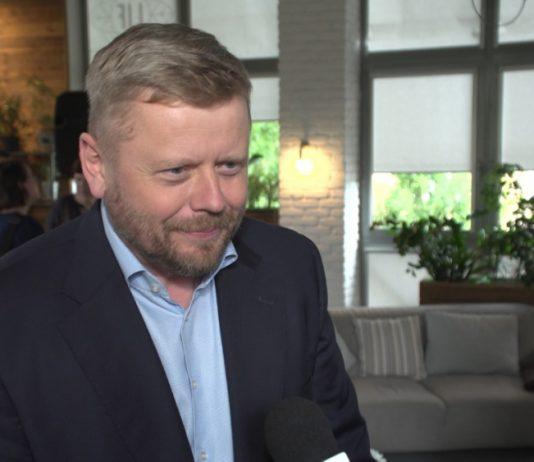Maciej Witucki, prezydent Konfederacji Lewiatan, założyciel ihonorowy przewodniczący Komitetu Dialogu Społecznego KIG