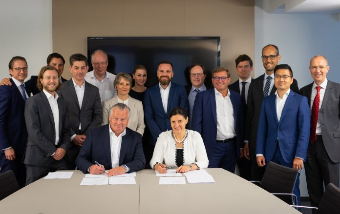 Photo 1 – MVGM and JLL agree for MVGM to acquire JLL's continental European property management business