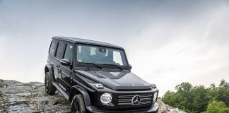 Mercedes-Benz 40 years of the G-Class, Graz 2019 Mercedes-Benz 40 years of the G-Class, Graz 2019
