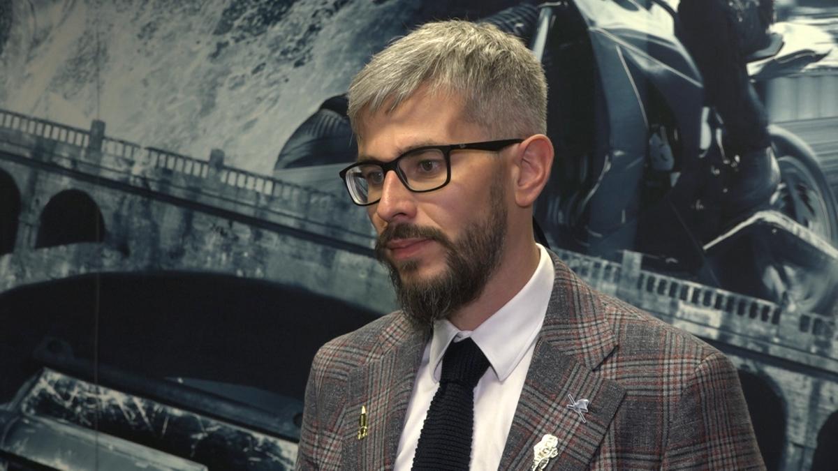 Grzegorz Zwoliński, prezes SatRevolution