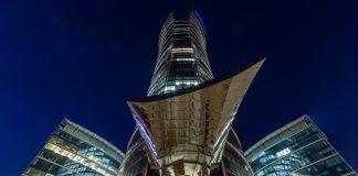 Wieża Warsaw Spire – Warszawa (2)