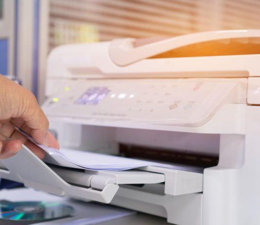 drukarka dokumenty