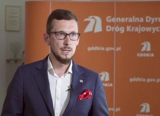 Szymon Piechowiak, z-ca Dyrektora Biura Generalnego w Generalnej Dyrekcji Dróg Krajowych i Autostrad