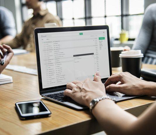 komputer e-mail