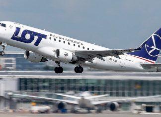 samolot lotnisko