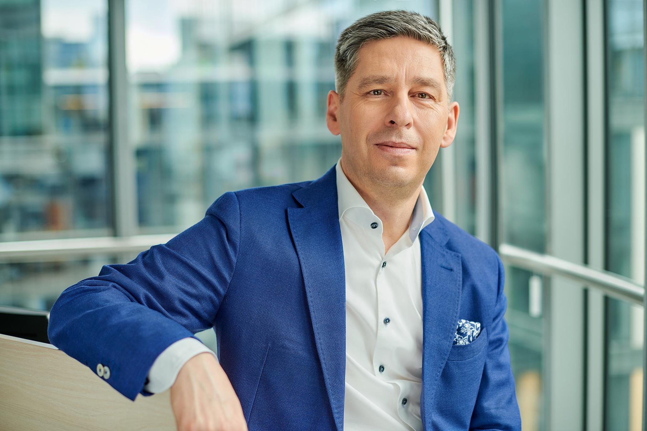 Andrzej Gibas – SAP Polska