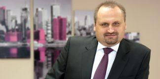 Arkadiusz Sikora, dyrektor generalny w VMware Polska